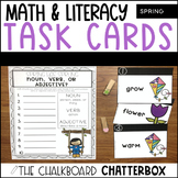 Spring Write the Room Task Cards