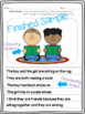 Spring Writer's Workshop - Differentiated!