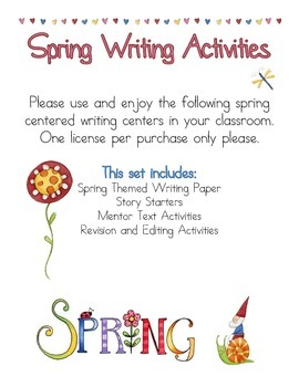 Spring Writing