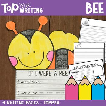 Spring / Farm Writing {Top Your Writing Bundle #4}