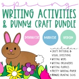 Spring Writing Activities and Craft