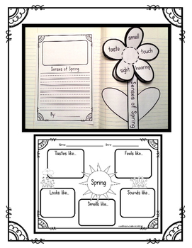 Spring Writing Activity