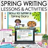 Spring Writing Center Digital and Print
