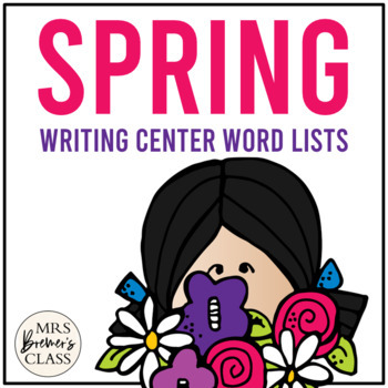 Spring Writing Center Lists