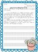 Spring Writing Printables- Common Core Aligned Grade 3-5 *NO PREP