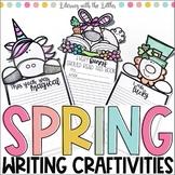 Spring Writing Craftivities