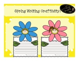 Spring Writing Craftivity!