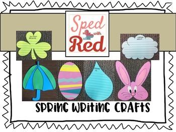Spring Writing Crafts