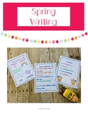 Spring Writing! - For Daily 5, Writing time, Bulletin Boar