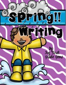 Spring Writing Freebie!