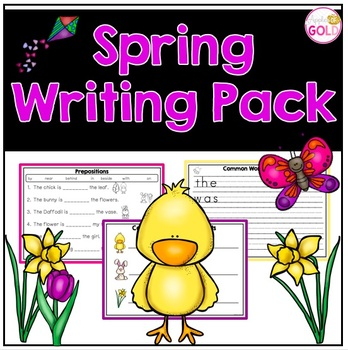 Spring Writing Pack