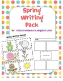 Spring Writing Pack