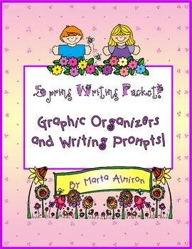 Spring Writing Packet - FREEBIE!