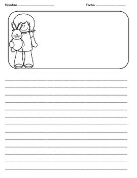 Spring Writing Papers English/Spanish