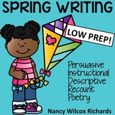 Writing Activities for First Grade and Second Grade   Spring Writing Prompts