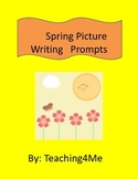 Spring Writing Picture Prompts