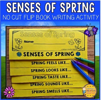 Spring Writing Project
