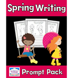 Spring Writing Prompt Pack