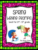 Spring Writing Prompts (3-5)