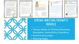 Spring Writing Prompts (5)