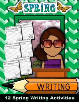 Spring Writing Prompts / Activities