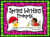 Spring Writing Prompts (K-2)