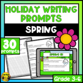 Spring Writing Prompts | Paper or Digital