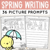 Spring Writing Prompts {Picture Prompts}