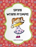 Spring Writing Prompts for K & 1