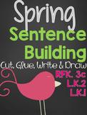 Spring Sentence Building