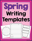 Spring Writing Templates