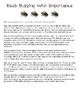 Spring Writing Test Prep Informational / Expository About Bees 2 Sources