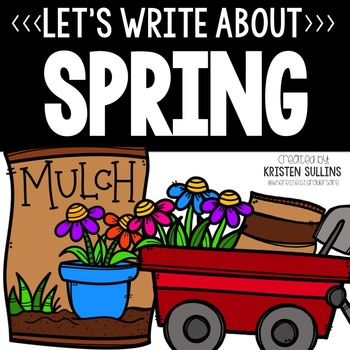 Spring Writing Webs and Drafts
