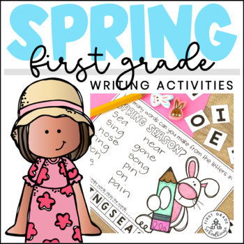 Spring Writing First Grade