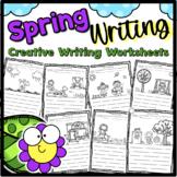 Spring Writing for Kindergarten or  First Grade