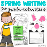 Spring Writing for Second Grade