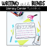 Writing with Blends Pack {Freebie}