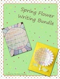 Spring Writing with a Flower Template