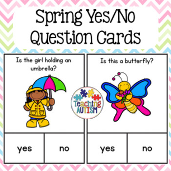 Spring Yes / No Questions