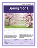 Spring Yoga Sequence