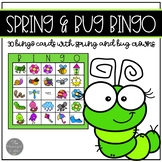 Spring and Bug Bingo for 30 Children