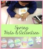 Spring Activities | Easter | Spring Writing | preschool, kindergarten, 1st grade