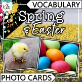 Flashcards: Spring Vocabulary and Easter Vocabulary