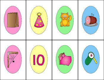 Spring and Easter Literacy Activities