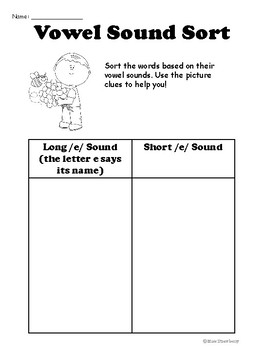 Spring and Easter Literacy Centers