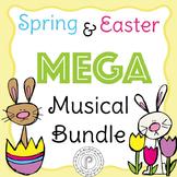 Spring and Easter Musical Games Mega Bundle- a growing bundle!