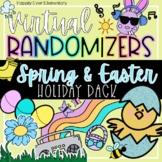 Spring and Easter Party Games - Virtual Randomizer Videos