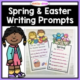 Spring and Easter Writing Prompts