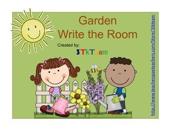 Garden Write the Room