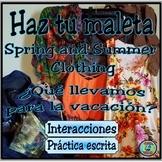 Spring and Summer Clothing Photo Images - Haz tu maleta